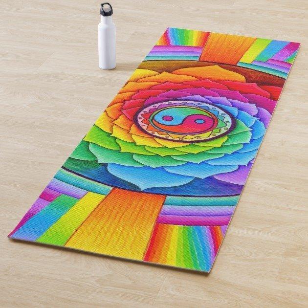 healing lotus rainbow yin yang mandala yoga mat r47805246085c41c5a89a22c5d82c86e8 e9qy0 630