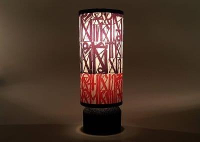 streetart tablelamps 3